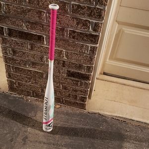 Louisville Slugger Diva softball bat